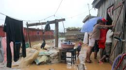Tropensturm fordert Tote in Madagaskar