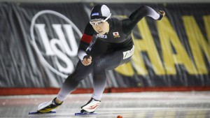 Japanerin Kodaira läuft Weltrekord bei Sprint-WM
