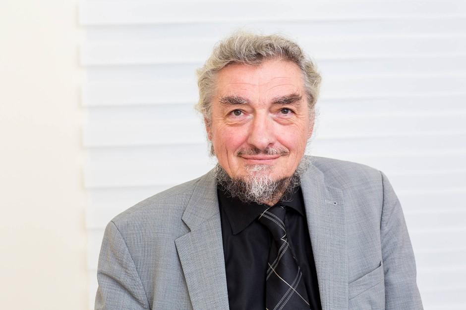 Der Soziologe Wolfgang Eßbach