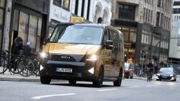 Hamburger Gericht bremst Volkswagens Sammeltaxi aus