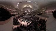 So wird die Elbphilharmonie eröffnet