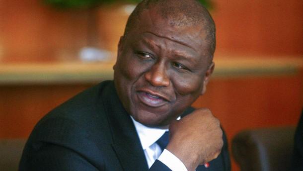 Premierminister der Elfenbeinküste in Deutschland gestorben