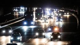 Deutlich weniger Verkehrstote