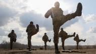 Amerika will doch keine ukrainischen Soldaten ausbilden