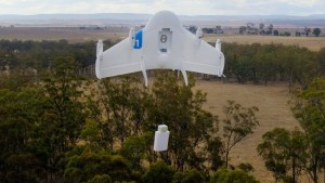Google liefert in Australien jetzt per Drohne