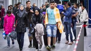 Bundesländer fordern deutlich mehr Geld für Flüchtlingshilfe