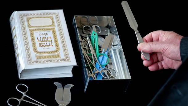 Beschneidungsdebatte empört Israel