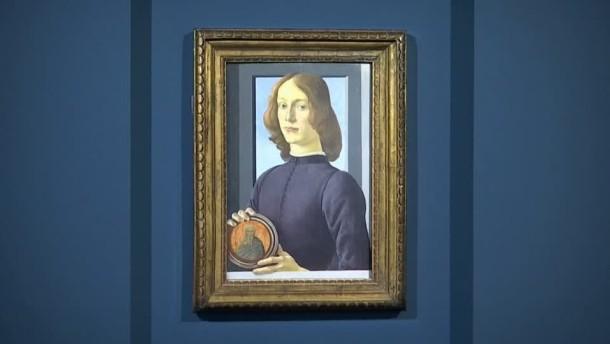 Botticelli-Gemälde kommt unter den Hammer