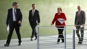 Als Merkel fast aufgegeben hätte
