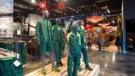 Schöner arbeiten: Der sogenannte Workwearstore von Engelbert Strauss am Firmenstandort in Biebergemünd