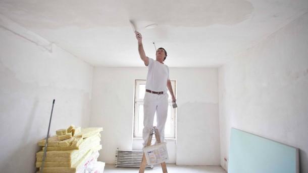 Baukredite werden 2019 teurer
