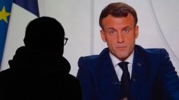 Macron kündigt Corona-Lockerungen an