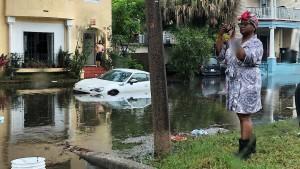 Amerikanische Golfküste wappnet sich gegen Tropensturm