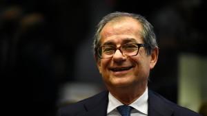 Italien fordert Anteil an deutschen Überschüssen