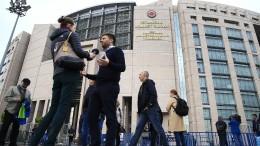 Prozess gegen Steudtner in Istanbul begonnen