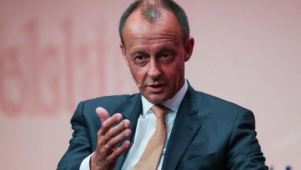 Friedrich Merz soll Brexit-Beauftragter in NRW werden