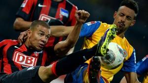 Ronny macht Hertha froh