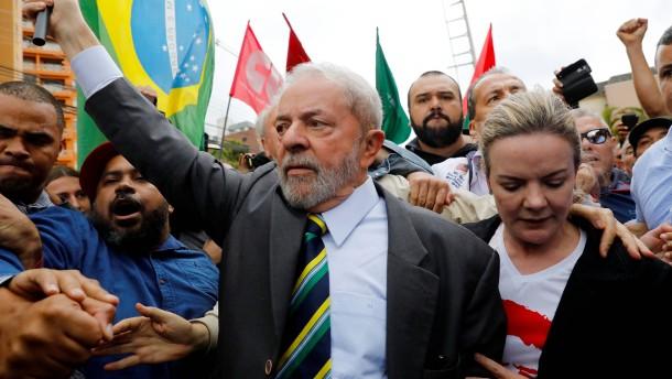 Lula will noch einmal Brasiliens Präsident werden