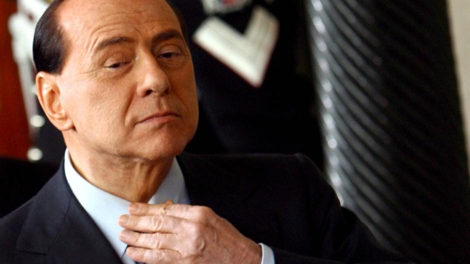 Berlusconi mit Coronavirus infiziert