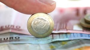 Deutsche Renditen steigen, griechische sinken deutlich