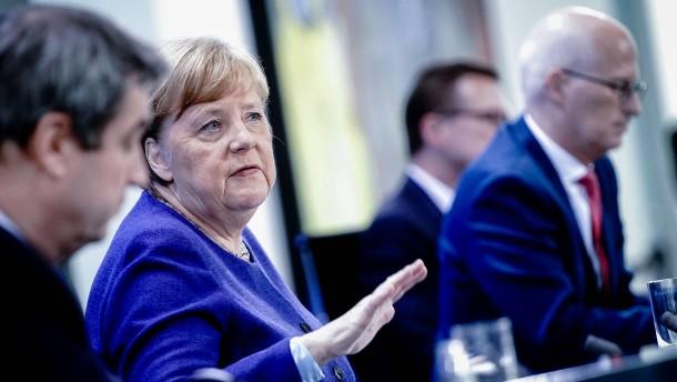 """Merkel verteidigt Leistung """"hervorragender Wissenschaftler"""""""
