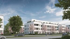 Wohnungen für den Technologiepark Adlershof