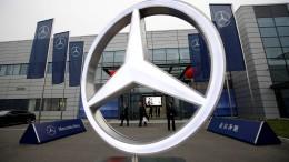 Daimler überrascht mit hohem Gewinn