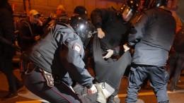 Hunderte Festnahmen bei landesweiten Anti-Putin-Protesten