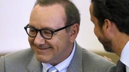 Strafverfahren gegen Kevin Spacey eingestellt