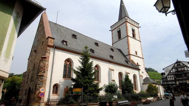Eine Stadt und ihre Kirchenbaulast