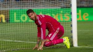 Real verliert - Messi verletzt