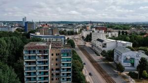 Die Stadt mit dem höchsten Leerstand