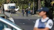 Neue Festnahmen wegen Nizza-Anschlag