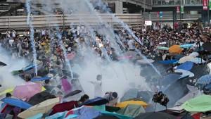 Chinas Furcht vor der Demokratie