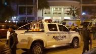 Touristen bei Angriff auf ägyptisches Hotel verletzt
