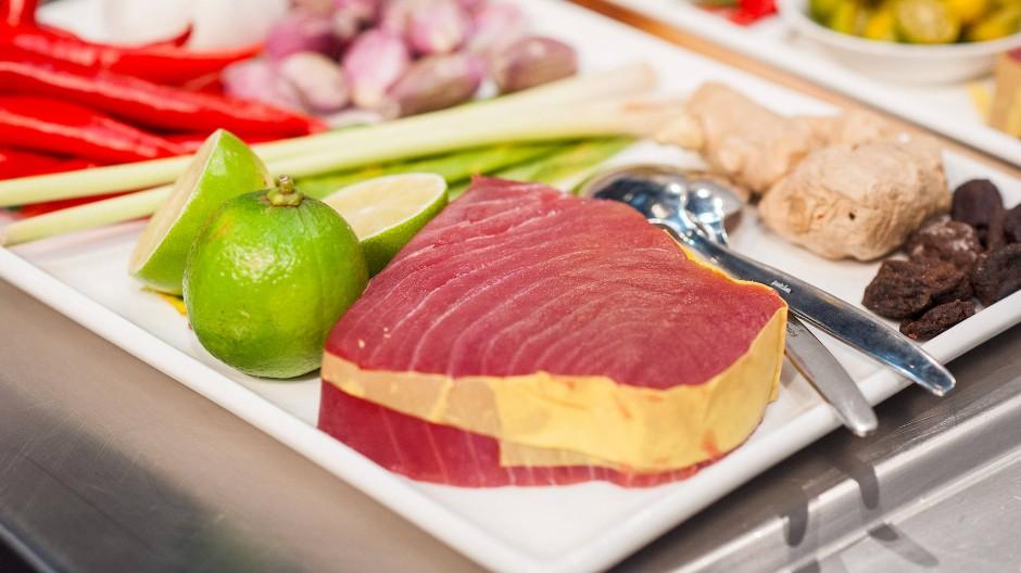 Nach Alaska-Seelachs und Lachs liegt der Thunfisch bei den Deutschen auf Platz drei der beliebtesten Speisefische.