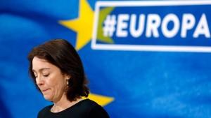 Bundesregierung verteidigt umstrittene EU-Urheberrechtsreform