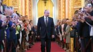 Ist Wladimir Putin der reichste Mensch der Welt?