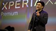 Sony präsentiert das neue Xperia XZ Premium