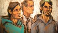 FBI fasst mutmaßliche Dschihadisten
