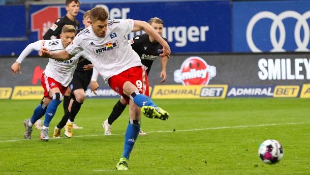 HSV verpasst wohl direkten Aufstieg in Bundesliga