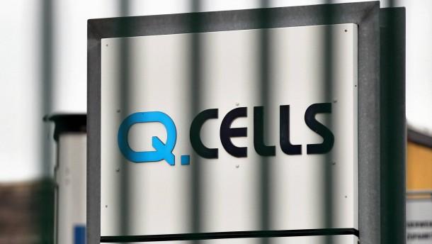 Solarkonzern Q-Cells