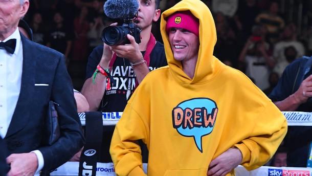 Popstar Justin Bieber an Borreliose erkrankt