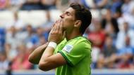 Wolfsburg verpasst den vollen Erfolg