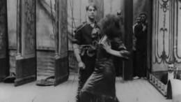 Tanzszene, die Asta Nielsen über Nacht berühmt gemacht hat