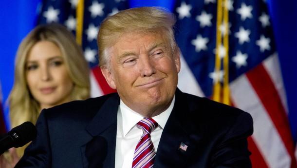 """Trump bekommt Ärger wegen """"We are the Champions"""""""
