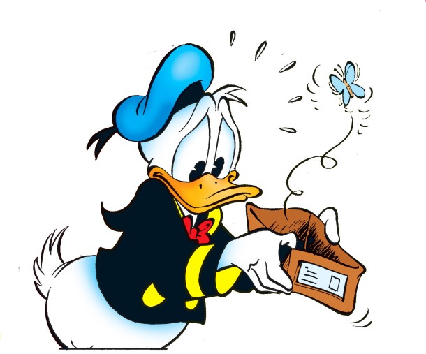 Bilderstrecke Zu 80 Geburtstag Donald Duck Der Ewige Schuldner