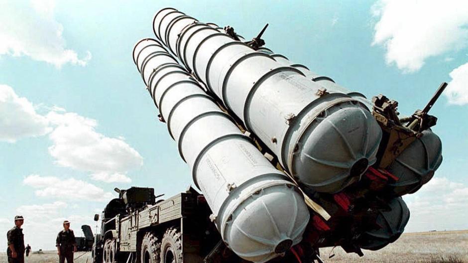 Bezahlt, noch nicht geliefert: Boden-Luft-Raketen vom Typ S-300