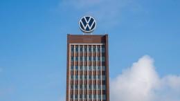 Kämpfer im VW-Stammwerk