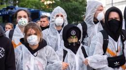 88 Platzverweise und drei Strafverfahren wegen IAA-Blockaden